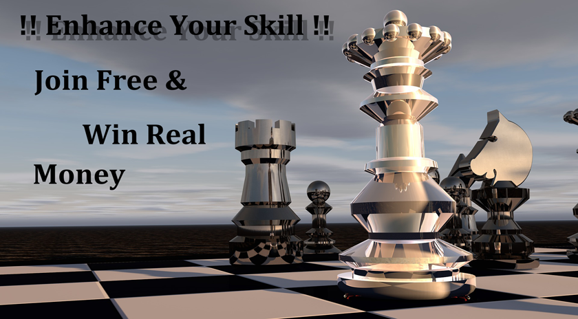 win money by playing chess online