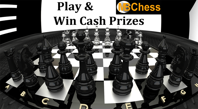 Play Chess Game Online Win Real Cash Prizes Mbchess Com